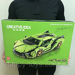 Конструктор Автомобиль Ламборгини Сиан Lamborghini Sian Mould King 10011 1168 деталей