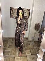 Женская пижама шёлк Армани