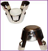 Пробка многоразовая для шампанского с защелкой и силиконовым уплотнителем HS-9653
