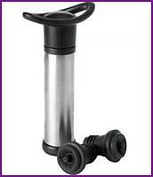 Помпа для вина Vacuum Wine Saver с 2 пробками, вакуумный насос для закупоривания бутылки EM-2991