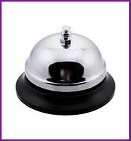 Звонок официанта настольный колокольчик Empire Ø85мм EM-0119