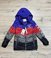 Демисезонная куртка на синтепоне 152 рост Венгрия