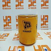 Фільтр паливний JCB