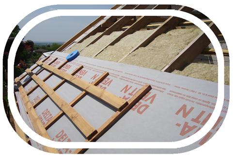 Гидроизоляция и утепление с помощью комплектующих для крыши