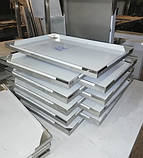 Противни 600х400х70 из нержавеющей стали 201, фото 4