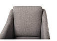 """Кресло """"Дарио"""" серый, фото 6"""