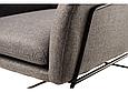 """Кресло """"Дарио"""" серый, фото 10"""