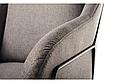 """Кресло """"Дарио"""" серый, фото 9"""