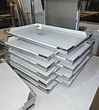 Противни 600х400х80 из нержавеющей стали 201, фото 4