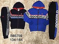 Трикотажный костюм 2 в 1 для мальчика, Grace, 140,158,164 см,  № B86759