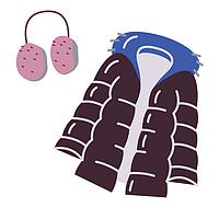 Пуховики и зимняя одежда