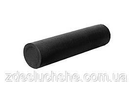 Ролик для йоги і пілатесу PowerPlay 4021 60х15см Чорний SKL24-277384