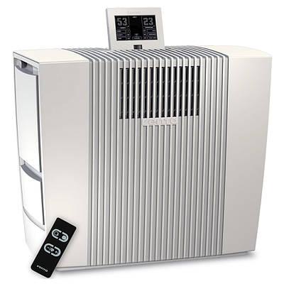 Мойка воздуха, увлажнитель, очиститель воздуха Venta LP60 белый