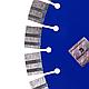 Алмазный диск Distar 1A1RSS/C3-W 230x2,6/1,6x15x22,23-28 Meteor H15, фото 3