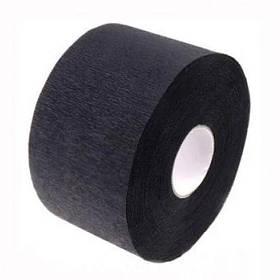 Воротничок одноразовый эластичный 1рулон - Черный
