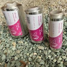 Фольга-Розовая Блондинка 0,12 х 50 м