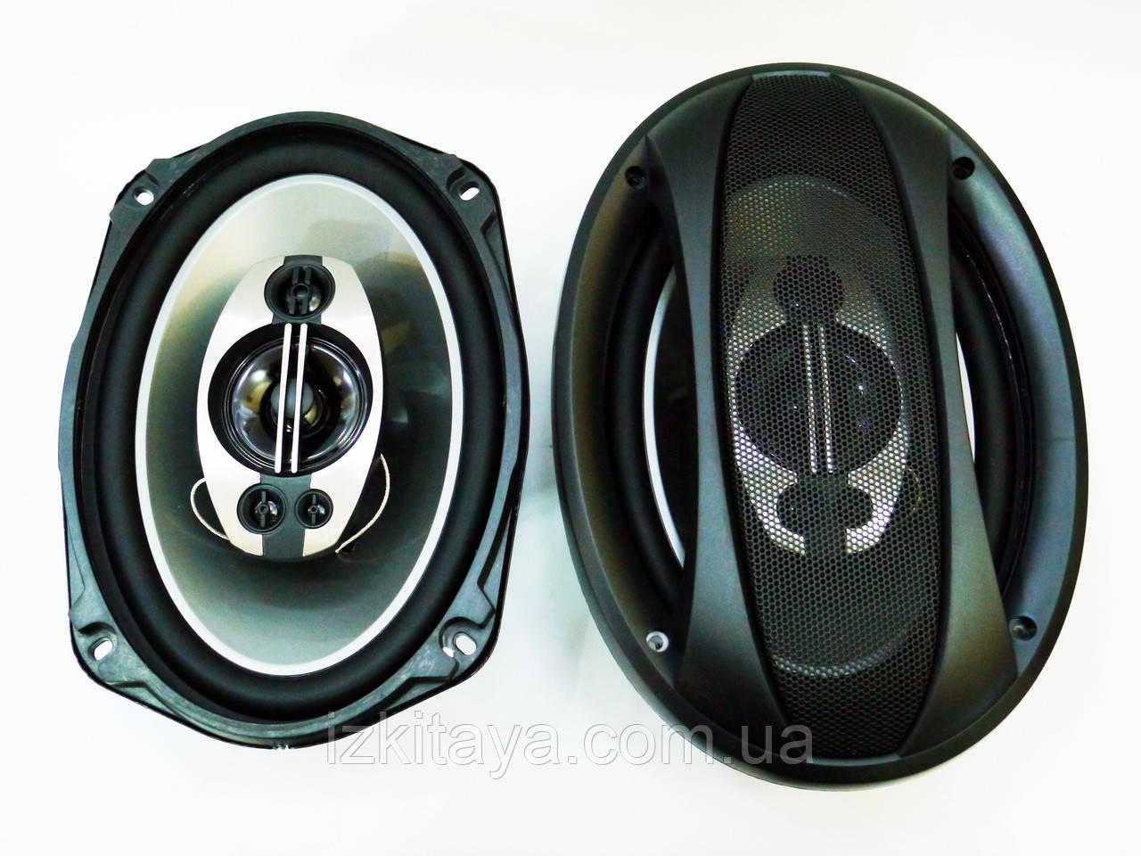 Автомобільні динаміки Pioneer Овали TS-A6993S (460Вт) двосмугові