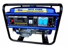 Бензогенератор WERK WPG 6500 (5кВт)