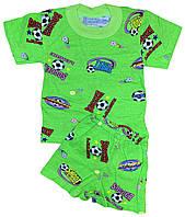 Детский летний костюм шорты + футболка