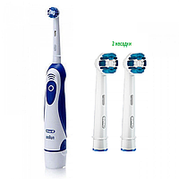 Зубная электрическая щетка Oral-B на батарейках, DB4.010 Expert