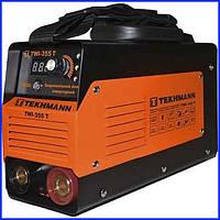 ☑️ Зварювальний апарат-інвертор Tekhmann TWI-355 T (844133)