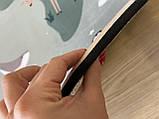 """Плюшевий килимок """"Мішутка"""" утеплений (150 см діаметр), фото 5"""