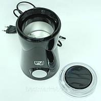 Кофемолка электрическая нержавейка 200W Promotec PM 597   Кухонный измельчитель кофейных зерен кофе специй