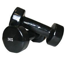 Гантель виниловая SPRINTER 3 кг