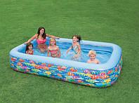 Детский надувной бассейн «Немо». Для детей от 1 до 5 лет