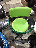 """Кресло детское """"Киндер"""" высокое для стрижки детей, фото 2"""