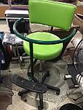 """Кресло детское """"Киндер"""" высокое для стрижки детей, фото 3"""