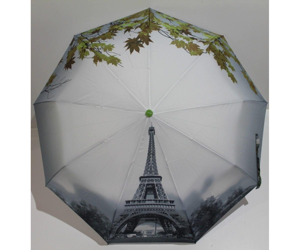 Зонт жіночий (Paris) Flagman напівавтомат