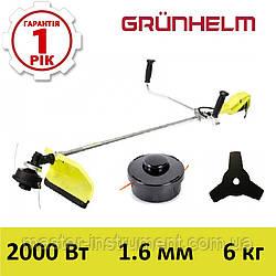 Триммер электрический Grunhelm GR-2000
