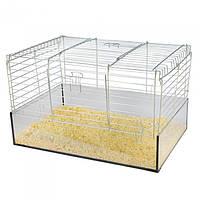 Клітка для середніх гризунів Кролик-100 Glass цинк