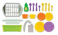 Игровой набор Keenway Кухонная мойка (K21685)