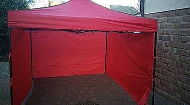 Стенки торгового шатра- 9м