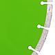 Круг алмазный отрезной Distar 1A1RSS/C3-H 350x3,5/2,5x10x32-24 Premier Active, фото 3