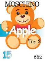 Духи 15 мл (662) версія аромату Toy 2 Москіно
