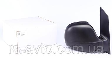 Зеркало заднего вида MB Vito (W639) 03- (R) (электро + подогрев)