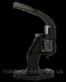 Пресс ручной для установки фурнитуры Турецкий М-001 цвет Черный