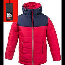 Зимова куртка для хлопчиків, фото 2