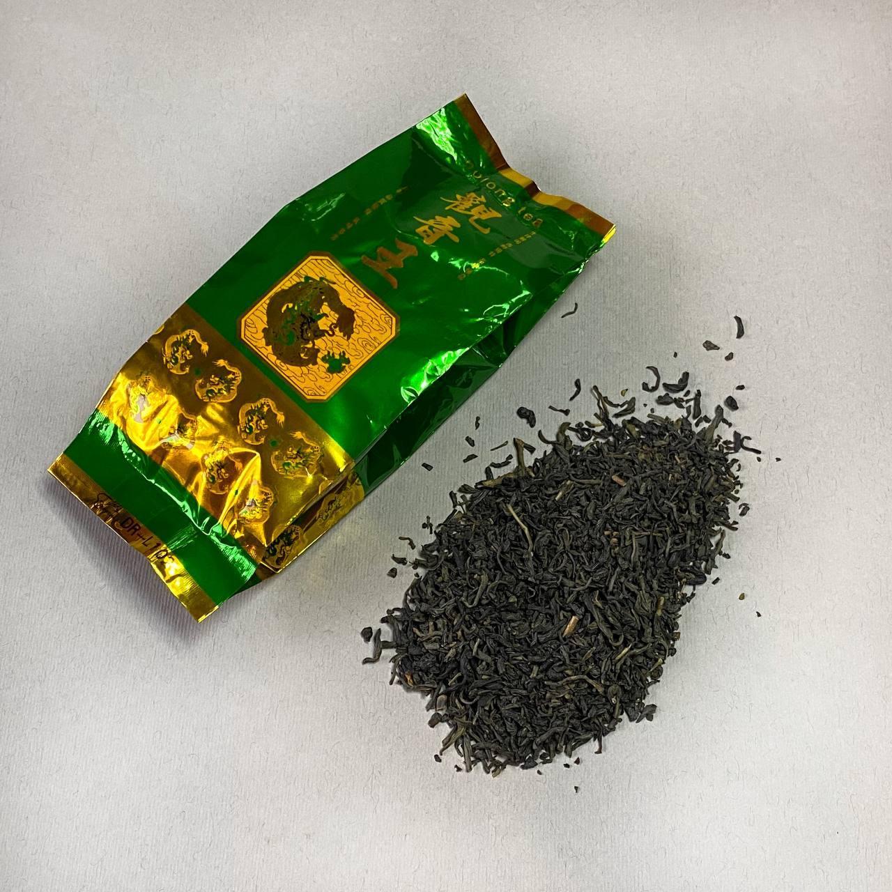 Китайский зеленый чай Жасминовый Повелитель Обезьян 50 грамм