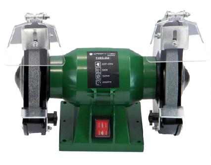 Точильний верстат (точило) Craft-tec ПЕ 200 (200 коло)