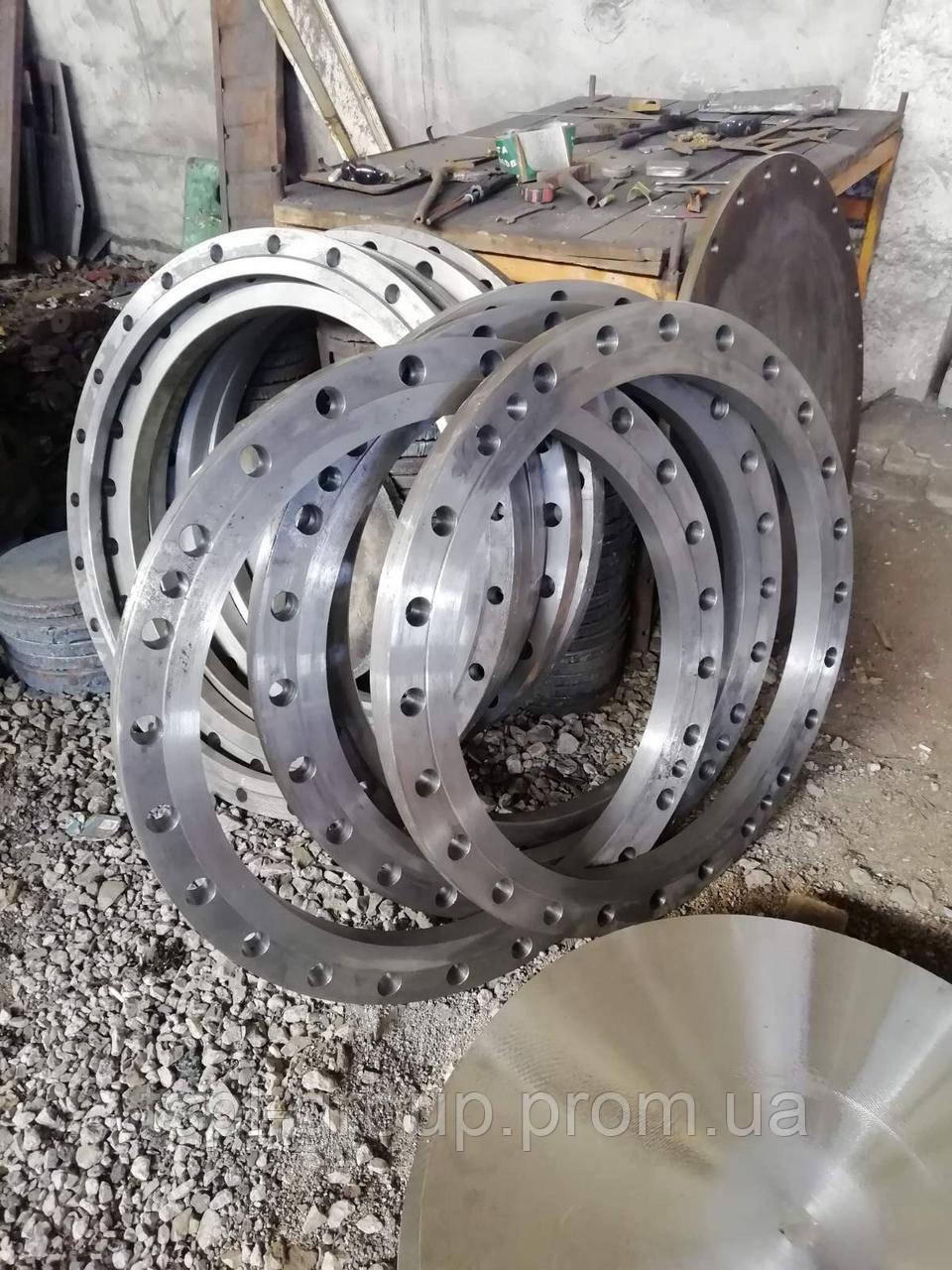 Фланці сталеві плоскі приварні ГОСТ 12820-80
