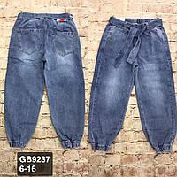 Модные подростковые джинсы для девочек  оптом G66
