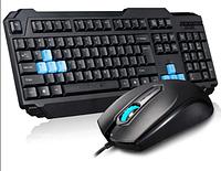 Клавіатури, мишки, килимки та...