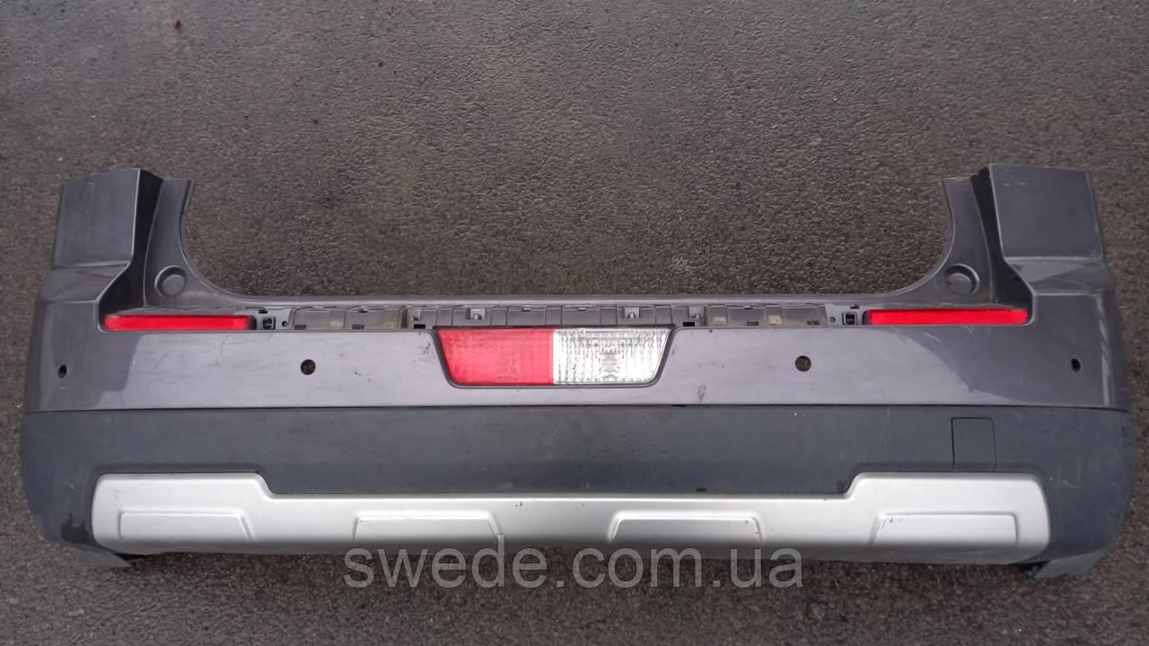 Бампер задний Chevrolet Orlando 2012 гг 96895643