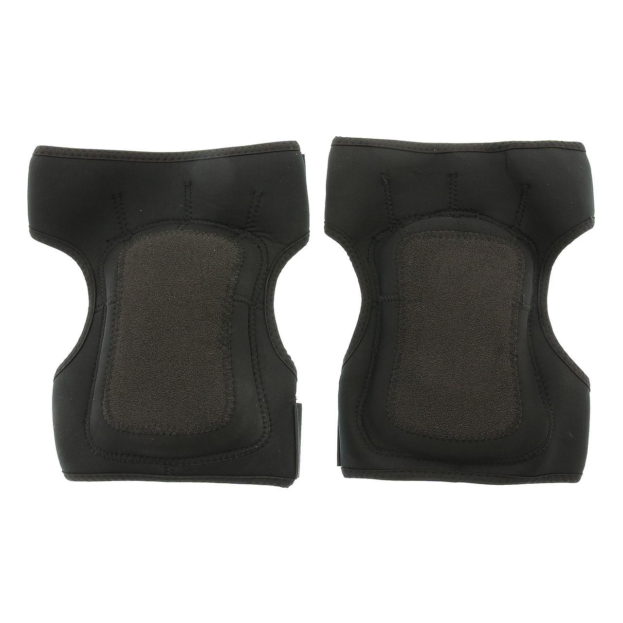 Наколенники неопреновые черные. Max Fuchs Black 27695A
