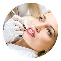 Перманентный макияж (татуаж) губ, фото 1