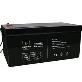 Аккумулятор мультигелевый AGM 200АЧ 12В Axioma Energy AX-AGM-200